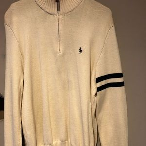Polo Ralph Lauren Quarter-Zip Size: Large